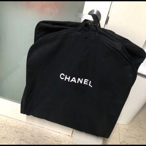 Authentic Chanel Garment Cover Bag